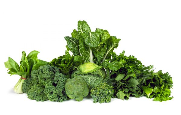 Vegetali in foglia